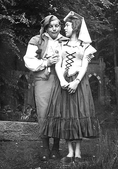 1958 – Beeindruckende Aufführung