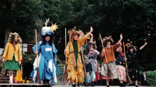 1994 – Eine farbenforhe Aufführung durch viel Pyrotechnikeinsatz